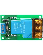 Relaismodule 1-kanaals relais-stroomonderbreker module met optokoppel wegwerpontspanner elais-uitbreidingskaart 30A YYG-2