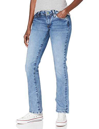 Pepe Jeans Damen Piccadilly Jeans, 000denim, 33