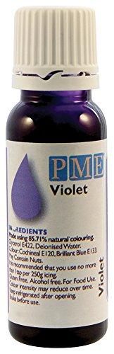 Colorante Alimentario PME - Violeta 25 g