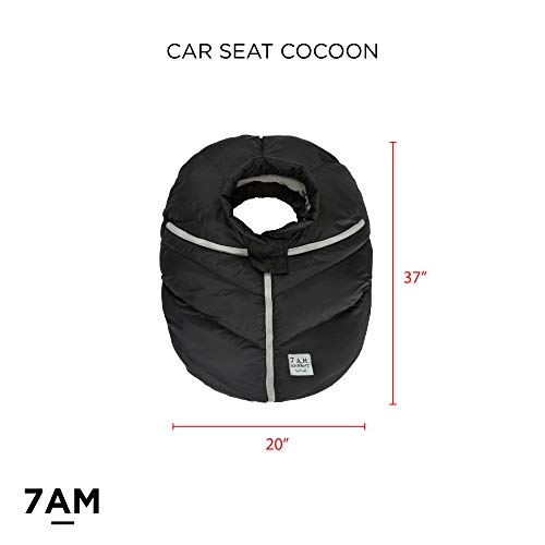 7AM Enfant Car Seat Covers - Cocoon Baby Cover for Boys