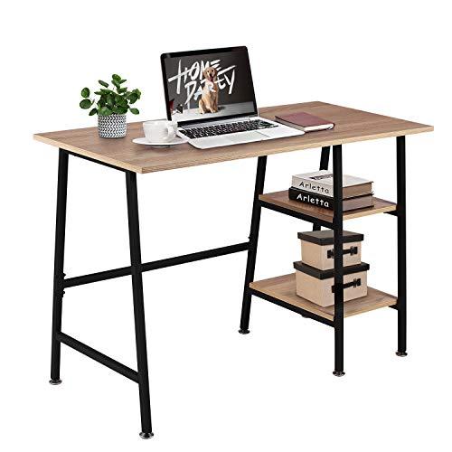 VECELO Schreibtisch,...