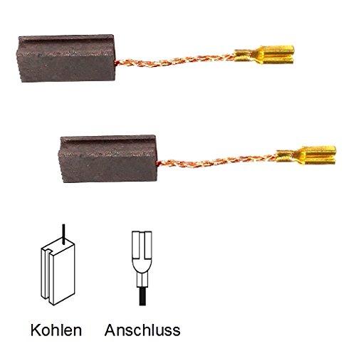 Kohlebürsten Kohlestifte Bosch PBH 220 RE, PHB 2200 RE, PBH 240 RE - 5x8x17mm (2121)