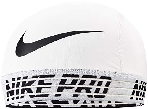 Nike PRO Skull Cap 2.0 OSFM White/Black/White, White/Black/White