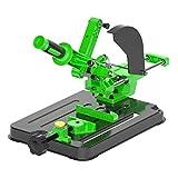 Soporte para amoladora angular, máquina de pulir, cortadora de conversión, sierra circular de mesa, barra de tracción multifuncional para amoladora angular de 100 y 125