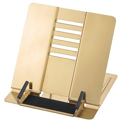 レイメイ藤井 ブックスタンド ブックメイト 真鍮製 BM601
