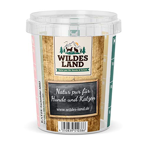 Wildes Land | Messbecher Trockenfutter | 520ml