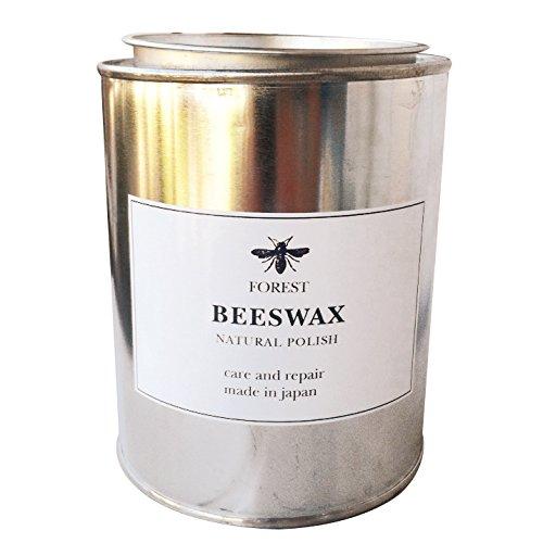無添加 蜜蝋ワックス-なたね1kg 床ワックス 家具 木製品