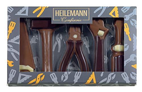Heilemann Themenpackung Werkzeuge Edelvollmilch