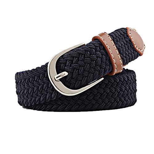 Desconocido JIER Cinturón Cinturones Almohadillas Cinturón de Lienzo Estudiante...