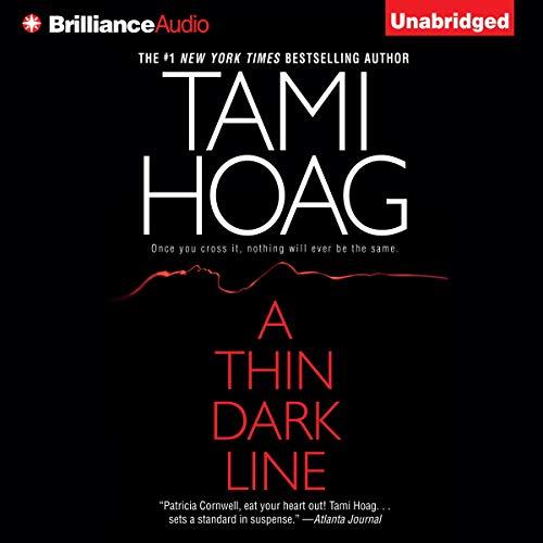 A Thin Dark Line cover art