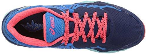 ASICS Gel Fujiendurance Trail Runner para Mujer, Color Azul, Talla 39 EU