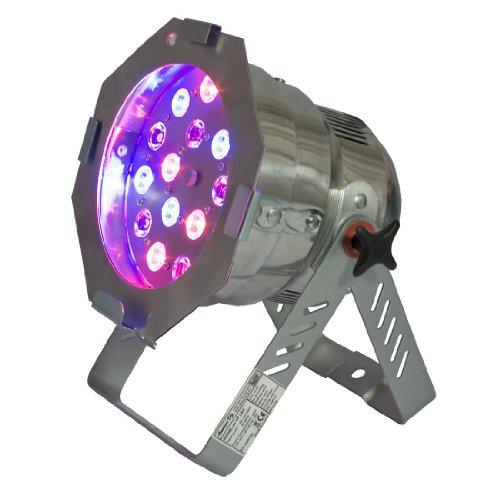 ADJ 46HP LED polished Par Kanne (18x 1 Watt RGB LED)