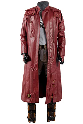 Star-Lord Adult Costume-Herren Mantel Outfit Cosplay Kostüm