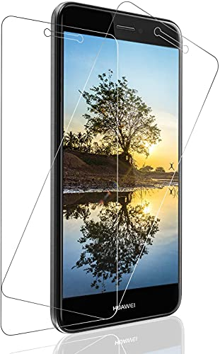Todobarato24h Protector de Cristal Templado Transparente Compatible con Huawei P8 Lite 2017 5.2 (4G) 3D Completo Cubre Todo