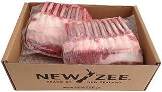 NEWZEE ラムラック ニュージーランド 【100% 牧草ラム】 2 x 500g ラック (合計1kg) 【冷凍】 - NEWZEE Lamb Rack from New Zealand - 2 x 500g racks (1kg) [100% GRASS FED] [FROZEN] …