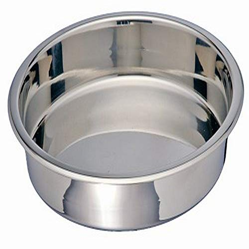 Kitchen Supply Stainless Steel Round Cake Pan, 9-Inches