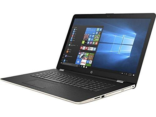 "HP 15.6"" Colorwheel Notebook, HD Touchscreen, AMD A9-9420 3.0GHz Dual-Core, 4GB DDR4, 1TB SATA, 802.11ac, Win10H, 1-Year Office365 (Certified Refurbished) - Silk Gold"