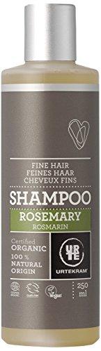 Urtekram Rosmarin Shampoo Bio, feines Haar, 250 ml