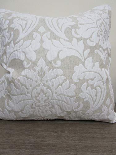 Pago Poco Novita !!! Kissenbezug abnehmbar Maß. 50 x 50 cm. Geometrisch Made in Italy !!!! !