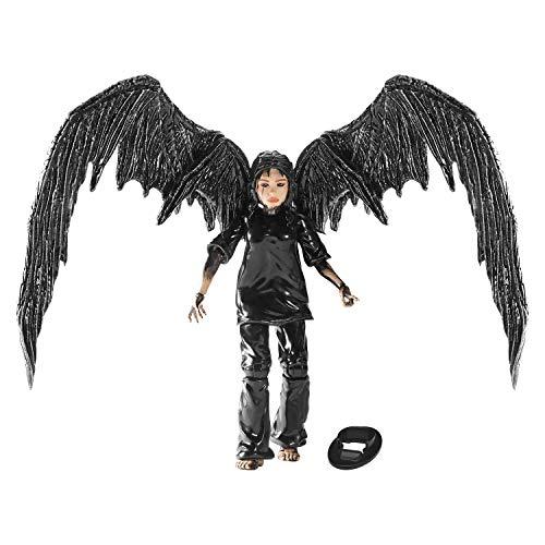 Bandai Billie Eilish 15 cm figurka kolekcjonerska Good Girls Go To Hell zabawka z muzyką inspirowaną filmem ubrania i zestawem tła