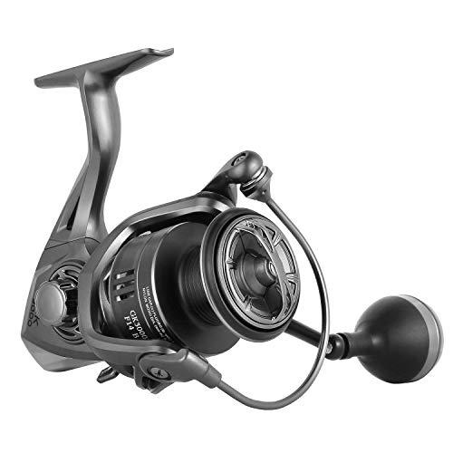 Rikimaru Spinning Fishing Reels 13+1BB Stainless...