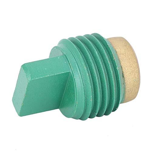 AS-050-10 Recubrimiento en aerosol de PTFE de superficie de latón Reemplazo de núcleo de válvula de cilindro de buceo de alta resistencia Ligero, para verano, para natación