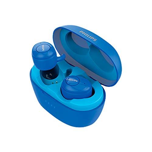 Fone de Ouvido Bluetooth Philips Upbeat - SHB2505BL/10 TWS Intra-auricular com Microfone Azul