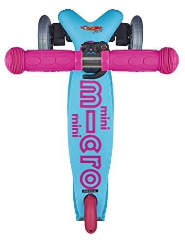 MICRO Mini Deluxe Skateboard, Jugendliche, Unisex, Türkis, Einheitsgröße
