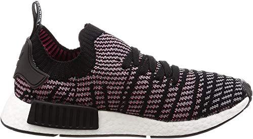Adidas Damen Nmd_r1 Stlt Pk Fitnessschuhe, Schwarz (Negbas/Gricua/Rossol 000), 43 1/3 EU