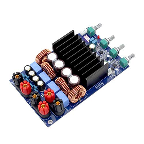 RoadRoma Tas5630 Amplificador Digital 300W + 150W