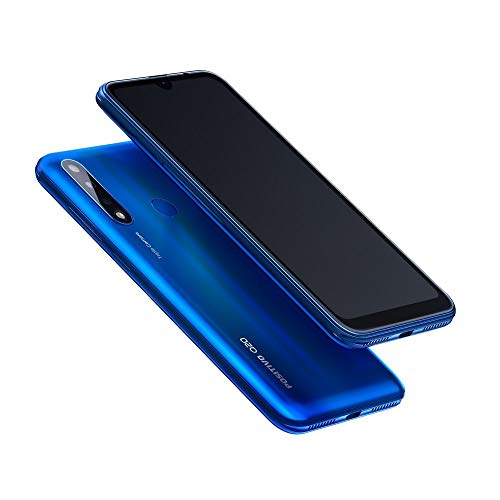 "Celular Positivo Q20 4 GB RAM 128 GB Tela 6.1"" Midnight Blue"