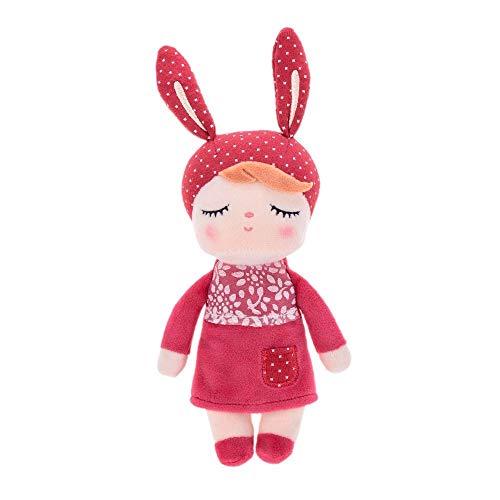 Mini Doll Angela Bordô, Metoo, VERMELHO