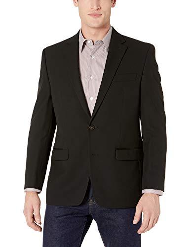 Chaps Men's All American Classic Fit Suit Separate Blazer , Charcoal, 42 Short