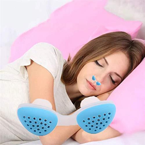 Dispositivi anti-russare, dispositivo per russare, respirare il naso, prevenire russare e naso...