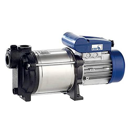 KSB Wasserpumpe MultiEco36E 1,1 kW bis 4,5 m³/h, einphasig, 220 V