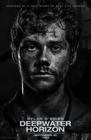 Deepwater Horizon – Dylan O'Brien – U.S Movie Wall Poster Print - 43cm x 61cm / 17 Inches x 24 Inches A2