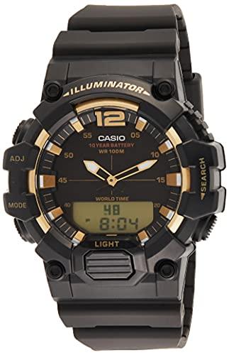Casio Reloj Digital para Hombre de Cuarzo con Correa en Resina HDC-700-9AVEF