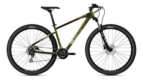 Ghost Kato Essential 29R AL U Mountain Bike 2021 (L/48cm, Olive/Gray)