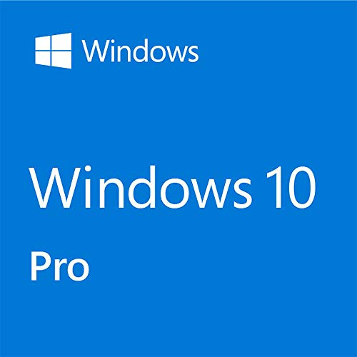 Microsoft Windows 10 Professional 32-bit e 64-bit, chiave di licenza del prodotto originale, garanzia di attivazione al 100% [Invia tramite e-mail e posta]