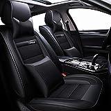 Nueva Funda De Cuero Universal para Asiento De Coche para VW Golf 3 4 5 6 7 Golf GTI Mk2 Mk3 Mk4 Mk5 Mk7 R Golf7 De 2018 2017 2016 2015