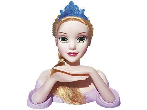 XHARY Busto Princesa del Hielo con Manos y Accesorios