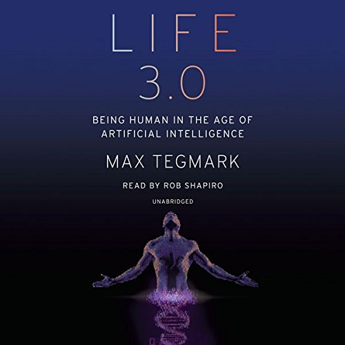 Life 3.0 audiobook cover art