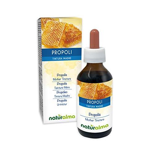 PROPOLI (Propolis) resina Tintura Madre alcoolica NATURALMA | Estratto liquido gocce 100 ml |...