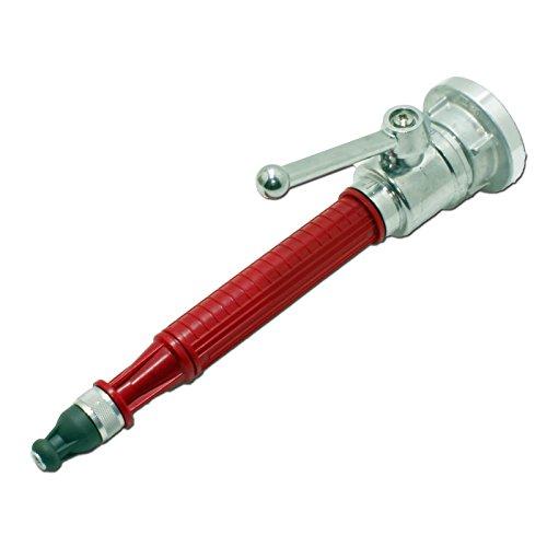Stabilo-Sanitaer Strahlrohr Storz Kupplung C Feuerwehrspritze Wasserspritze THW Feuerwehrschlauch Bauschlauch Spritze Mehrzweckstrahlrohr Feuerwehrstrahlrohr