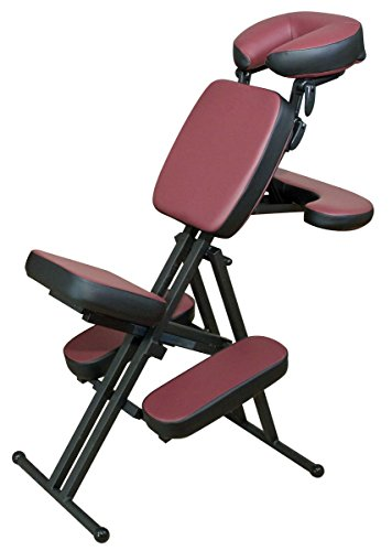 Portal Light Massage Chair Color: Ruby