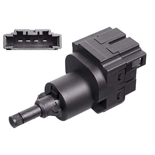 febi bilstein Interruptor de luz de freno para luz de freno y pedal de embrague, 103650, 1 pieza