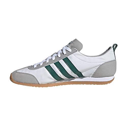 adidas Herren VS Jog Sneaker, Ftwbla/Veruni/Gridos, 47 1/3 EU