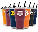 Simple Modern NCAA Texas A&M Aggies 30oz Tumbler with Flip Lid and Straw Insulated Stainless Steel Travel Mug Cruiser