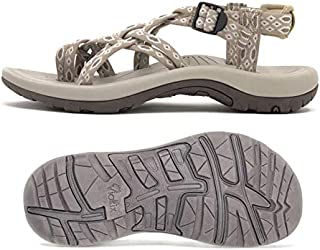 Hiking Sandals Women – Comfortable Athletic Stylish, for Hiking, Outdoors, Walking, Water, Sports