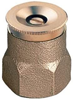 5 Pack - Orbit Full Spray Pattern Brass Shrub Head with Brass Nozzle